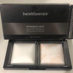 Bare Minerals Invisible Light